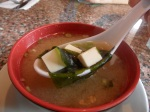 Thai Cafe Miso Soup (Miami Lakes, FL)