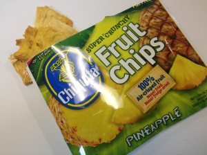 Chiquita Super Crunchy Fruit Chips