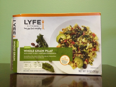 Lyfe Kitchen Whole Grain Pilaf