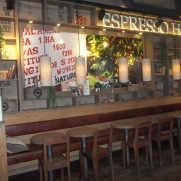 Espresso House. Oslo